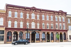 Red Wing headquarters in Red Wing, MN