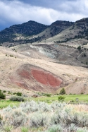 John Day Fossil Beds: Sheep Rock Unit