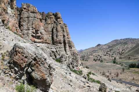 John Day Fossil Beds: Clarno Unit