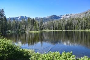 Yellowstone - Sylvan Lake