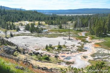 Yellowstone: Artists Paintpots