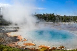 Yellowstone - Lower Geyser Basin