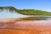 Yellowstone: Midway Geyser Basin - Grand Prismatic Spring