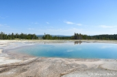 Yellowstone: Midway Geyser Basin - Turquoise Pool