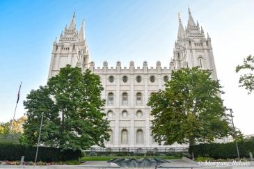 Salt Lake City: The Temple