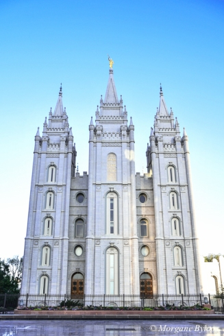 Salt Lake City: The Temple