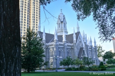 Salt Lake City: Temple Square