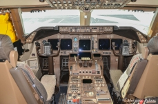United: Maintenance Base at SFO (747)