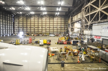 United: Maintenance Base at SFO