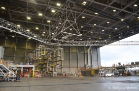 United: Maintenance Base at SFO
