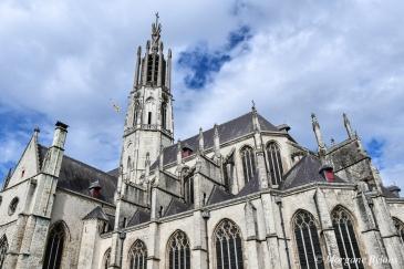 Hulst, Netherlands - Sint Willibrordus Basiliek