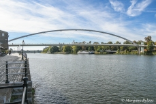 Maastricht - the Tall Bridge (de Hoge Brug)