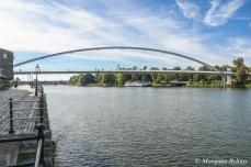 Maastricht - the Tall Bridge (de Hoge Brug)