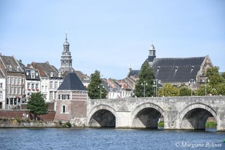 Maastricht - Saint Servatius Bridge