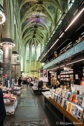 Maastricht - Bookstore Dominicanen