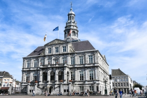 Maastricht - Markt and Town Hall