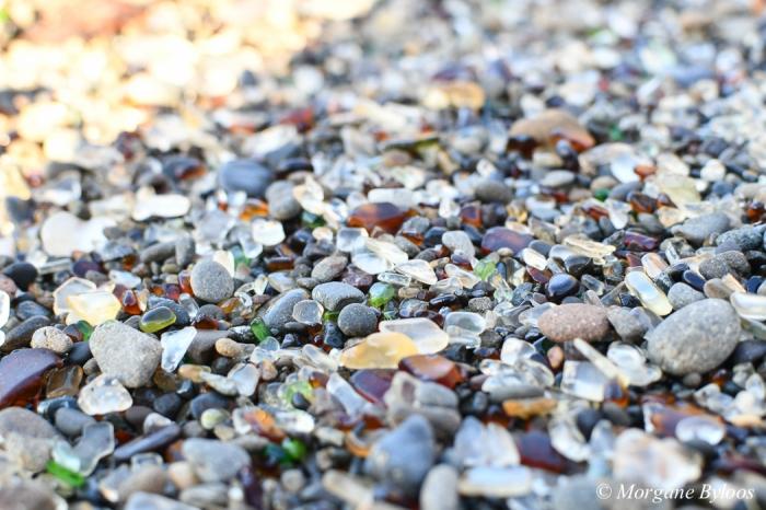 Glass Beach - Fort Bragg, CA