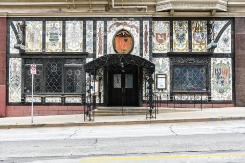 Milwaukee, WI: Karl Ratzsch restaurant (closed)