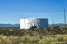 Mohave County, Arizona - I-40
