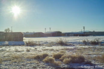 Gallup, NM - I-40
