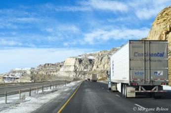Wyoming - I-80