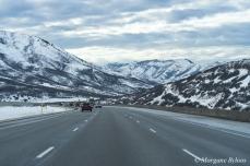 Utah near Salt Lake City - I-80
