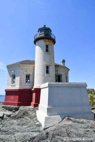Coquille River Light, OR