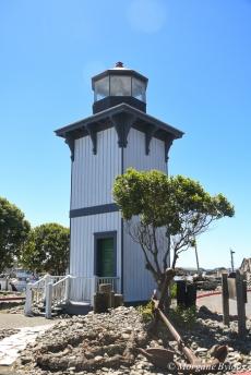 Woodley Island Lighthouse