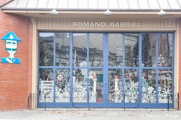 Romano Gabriel Sculpture Garden - Arcata, CA