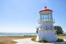 Mendocino Point Lighthouse - Shelter Cove, CA