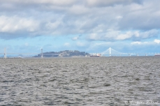 Boat Haul from SSF to Richmond - the Bay Bridge