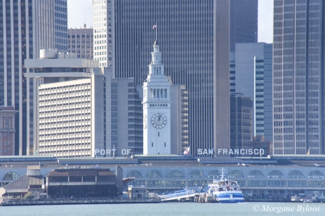 Boat Haul from SSF to Richmond - the Ferry Building