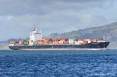 Boat Haul from SSF to Richmond - the Season Ningbo